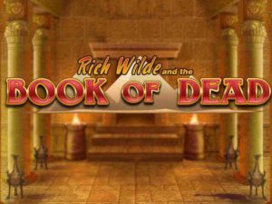 Book of Dead Slot Review