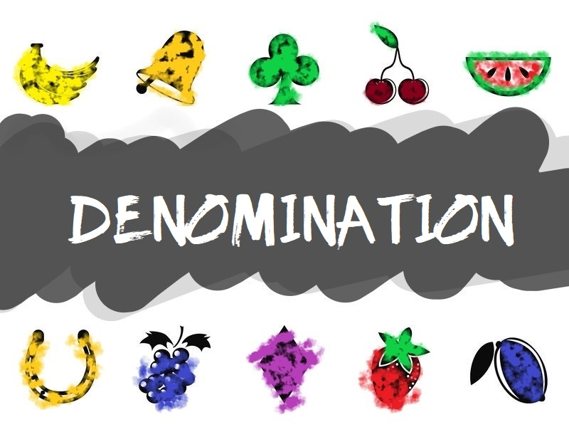 Denomination Logo
