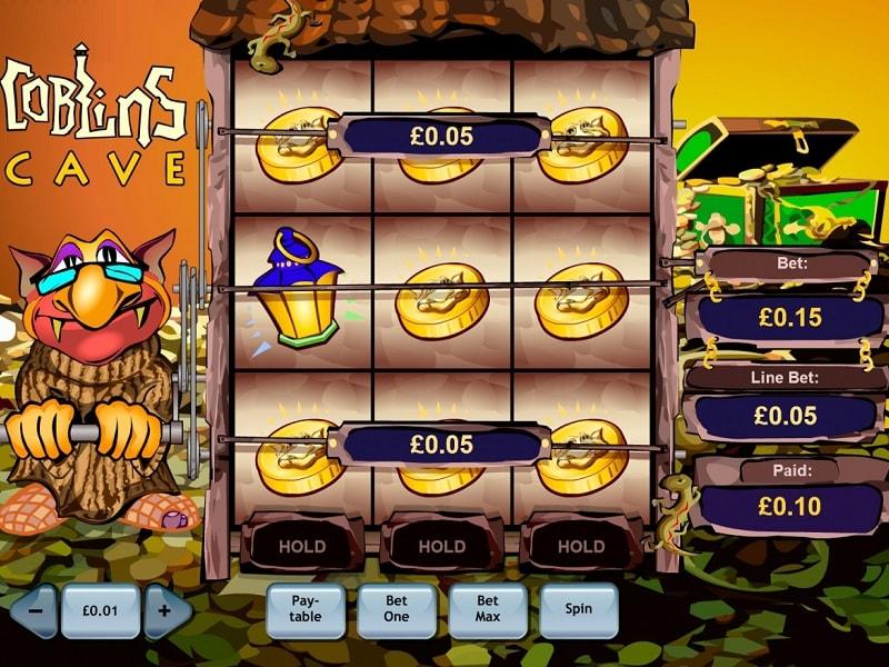 Goblins Cave Slot Symbols