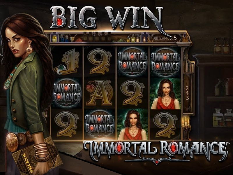 Immortal Romance Big Win