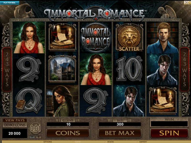 Immortal Romance Reels-min