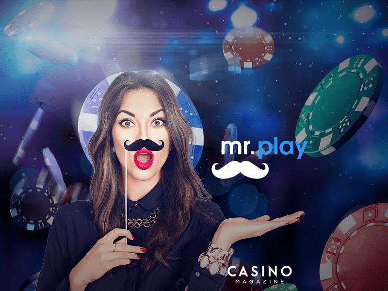 Mr Play Casino Design play