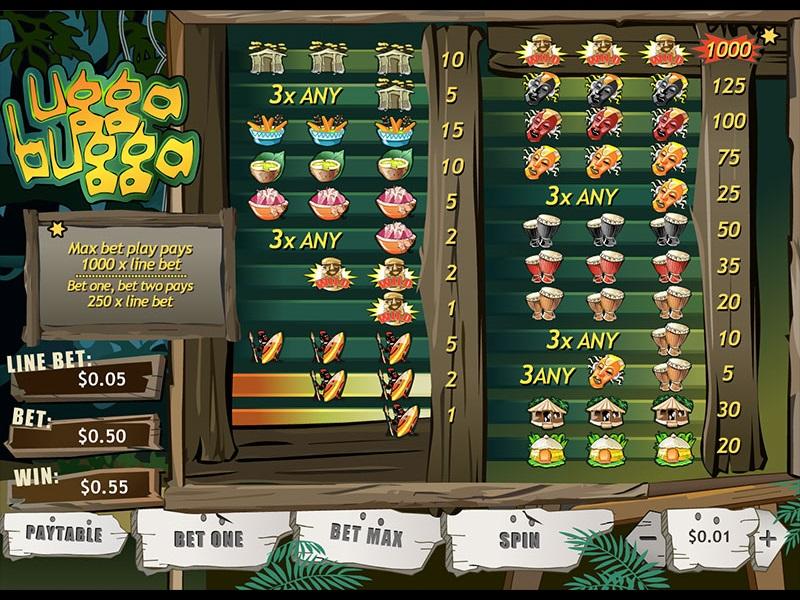 Ugga Bugga Screenshot 1