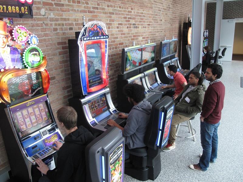 WMS Gaming Machines