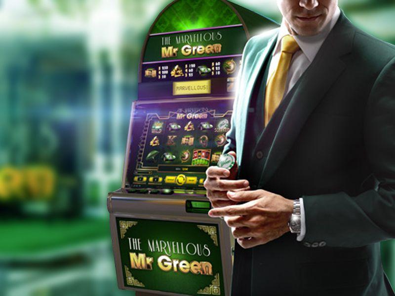 Mr Green Casino s