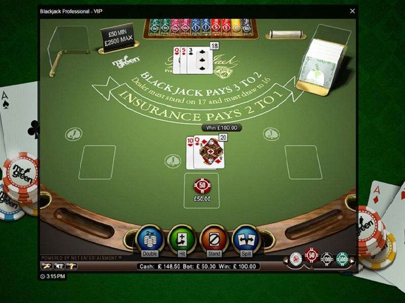 Mr Green casino G