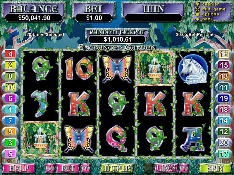 Reel Time Gaming Slot