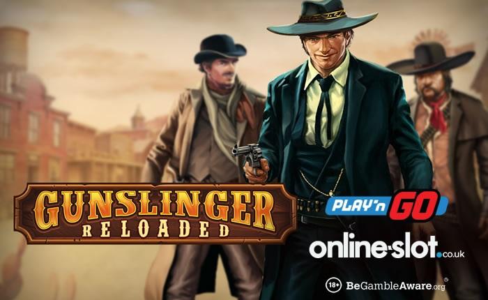 Join the Hunt in the New New Gunslinger: Reloaded Slot at Playn GO Casinos
