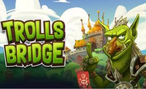 New Year, New Game – Trolls Bridge slot